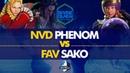 NVD Phenom (Karin/Necalli) VS FAV Sako (Menat) - Game Over 2019 Loser's Quarters - CPT 2019