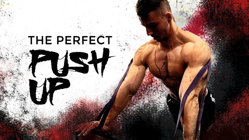The perfect Push Up - Dejan Stipke showing his controversial push up hand placment at a workshop