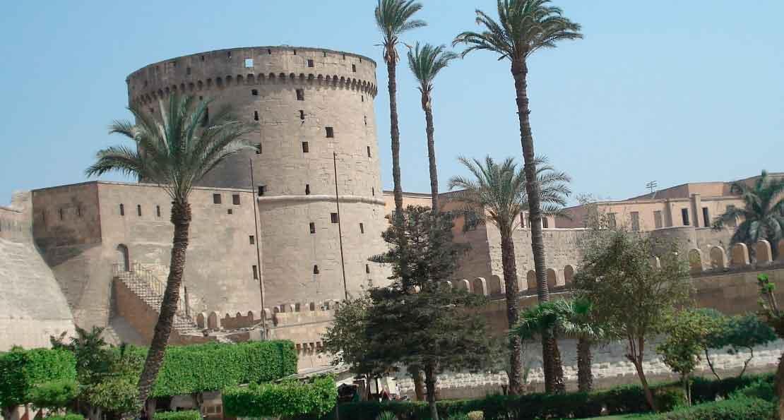 Крепости Саладина