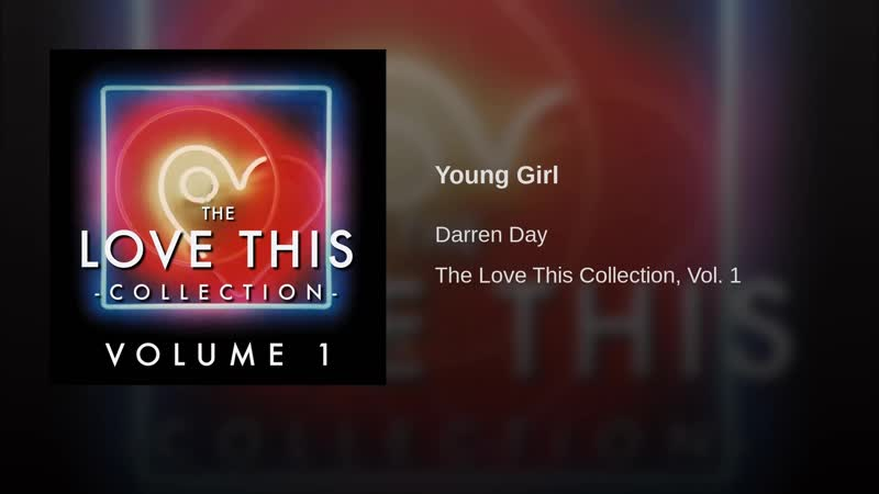 Darren Day Young Girl