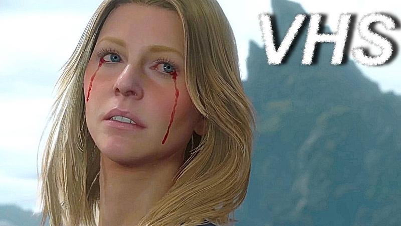 Death Stranding - Трейлер Дата выхода на русском - VHSник