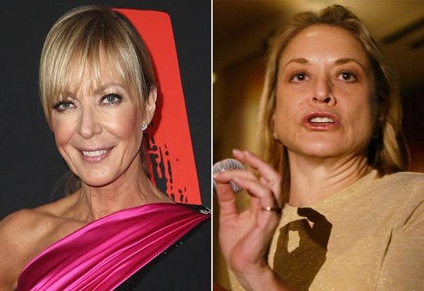 """Актеры фильма """"Скандал"""" и реальные сотрудники Fox, которых они сыграли"""