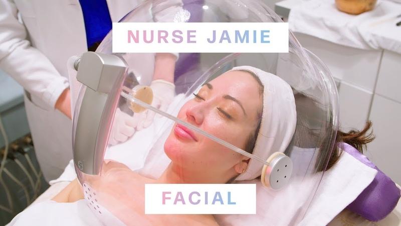 My Nurse Jamie Signature Facial!   Susan Yara