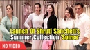 Bollywood Celebrities At The Launch Of Shruti Sancheti's Summer Collection Launch