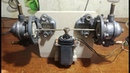 супер идея мембранного компрессора или что можно сделать из топливных насосов