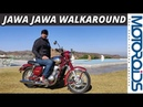 Jawa Jawa (Classic) Walkaround Review | How Different Is It Than The 42? | Motoroids