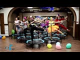 FitJu Clown's party Fitness Jumping