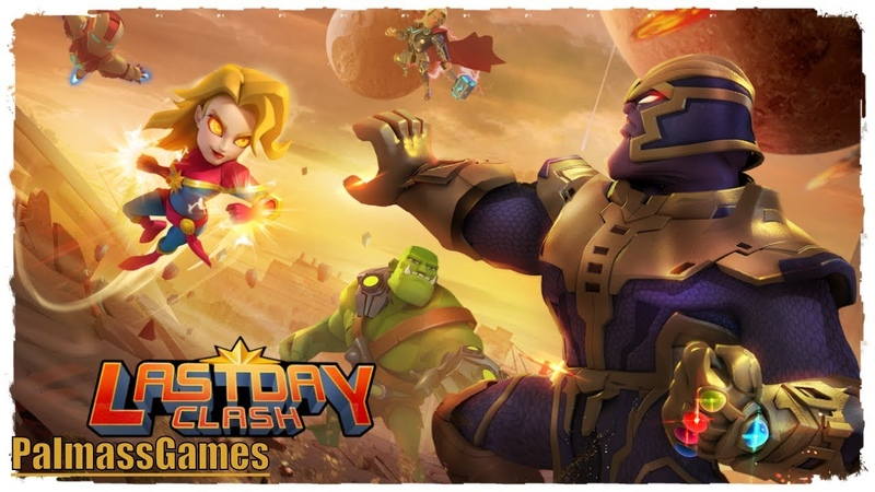 Lastday Clash Gameplay Android New Mobile Game