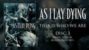 As I Lay Dying This Is Who We Are DVD 3 - Bonus Features (OFFICIAL)