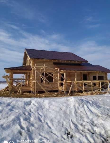 деревянный дом Заостровское деревня Верхнее Ладино 2-й Луговой переулок 6