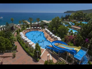 Pgs hotels rose residence beach resort/турция