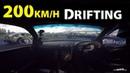 200km h Drifting @ Pukekohe