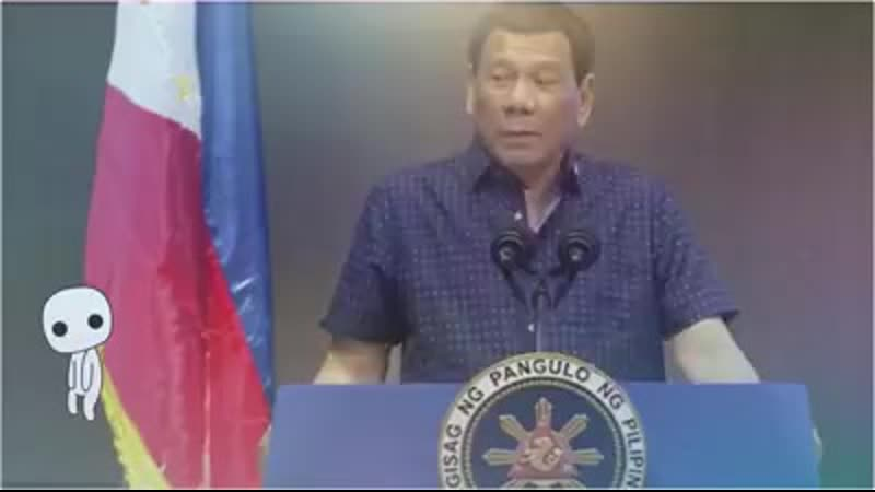 Hindi napigilan ni Pangulong Duterte na pagtripan sa campaign rally ng PDP-Laban sa Palawan ang vira.mp4