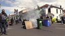 France: 'Yellow Vests' met with teargas as they hit the streets for 30th consecutive weekend