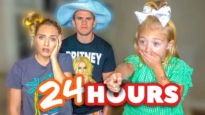 We Had To Say YES To EVERYTHING Everleigh Said For 24 Hours *6 Year Old Controls Parents Life*