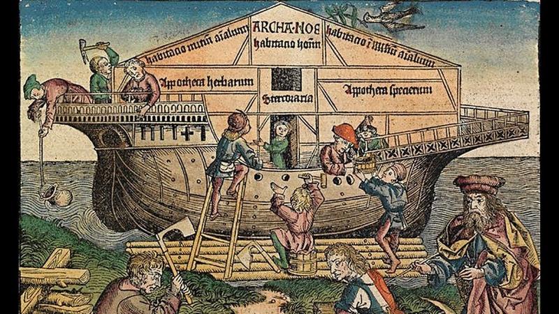 Психологические Значения Библейских Историй VI Психология Потопа