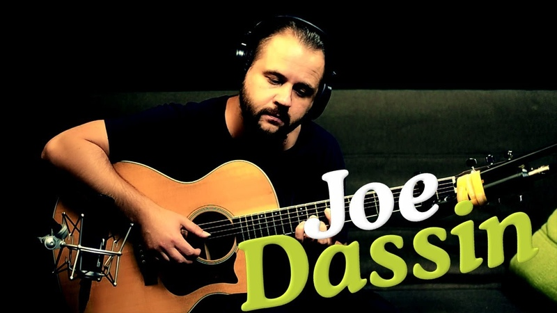 Joe Dassin - Et si tu n'existais pas (guitar version) TABS | Navigator Studio