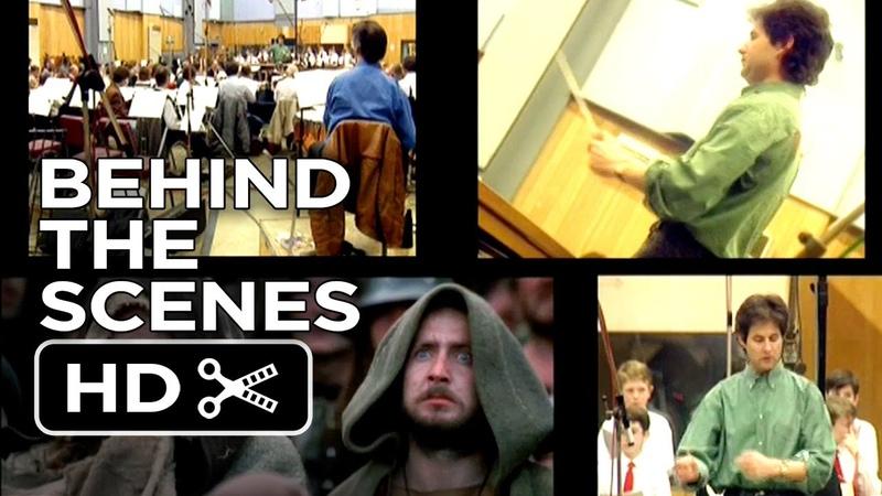 Braveheart Behind the Scenes - James Horner The Film Score (1995) Mel Gibson Movie HD