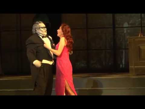 """Pittsburgh Opera: Don Pasquale - """"Who's the boss"""""""