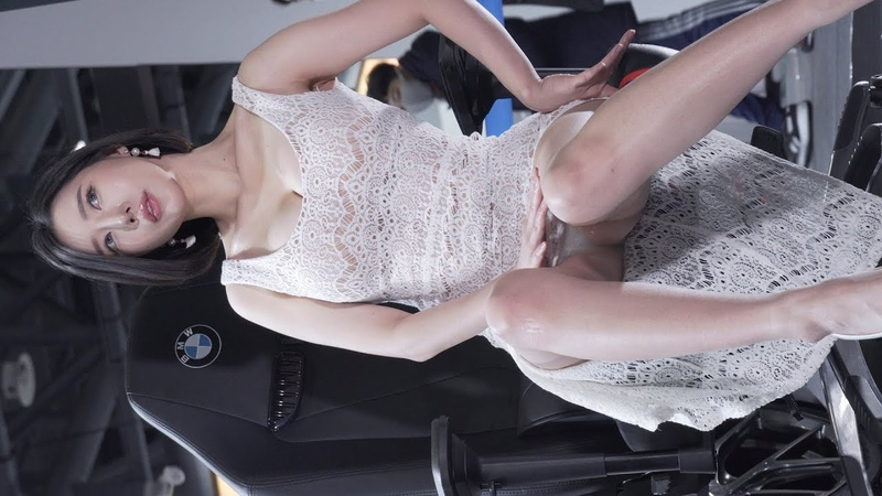송주아 모터쇼 2019_ song joo a_ racing model_ motorshow
