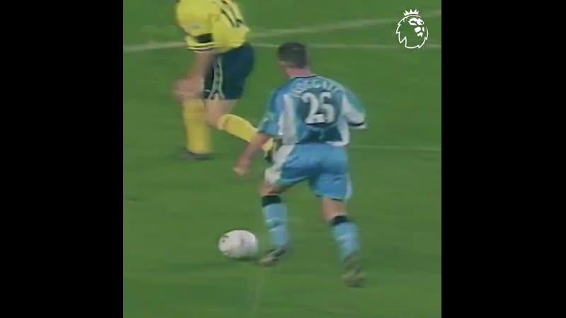 Премьер-Лига 199899, 13 тур, «Ковентри» – «Эвертон»