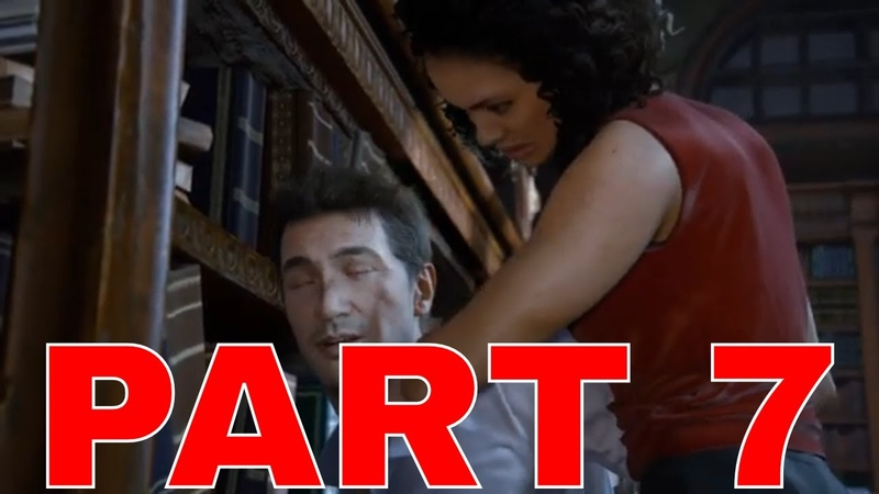 Uncharted 4 A Thief's End Gameplay Walkthrough PS4 Part 7
