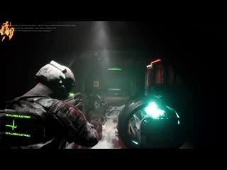 Negative atmosphere - egx rezzed demo - official gameplay reveal (pre-alpha/super early dev)