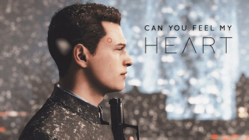 【Detroit | ConnorMarkus】Can You Feel My Heart
