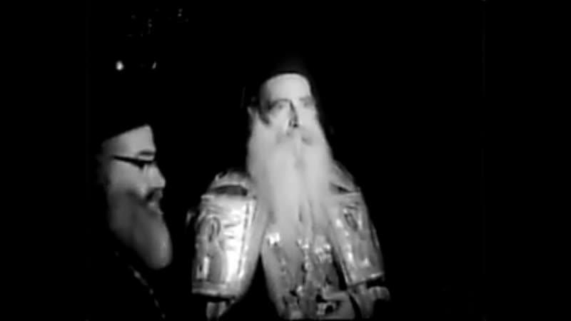 Константинопольский патриарх Афинагор I на Святой земле [4-8 января 1964]
