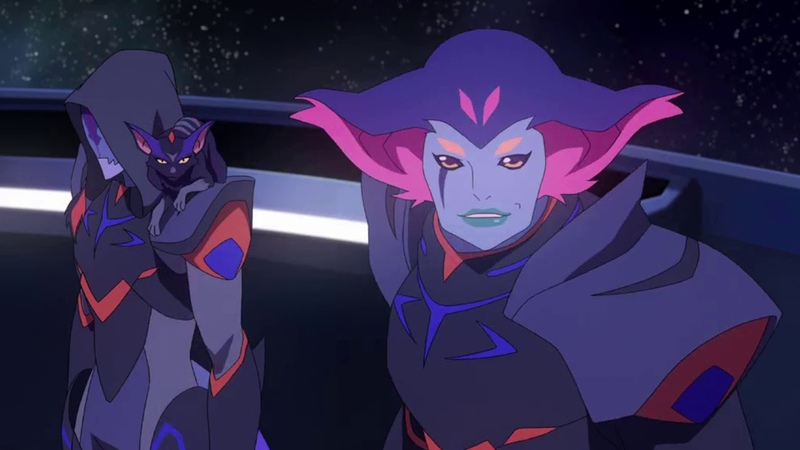 Lotors Generals (Voltron)-Rotten To The Core