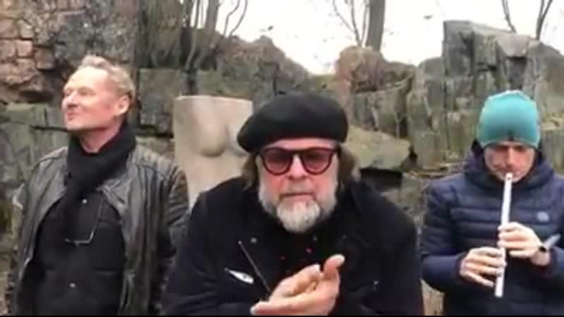 Том 62. Хельсинки. Песни в Каменных Джунглях.