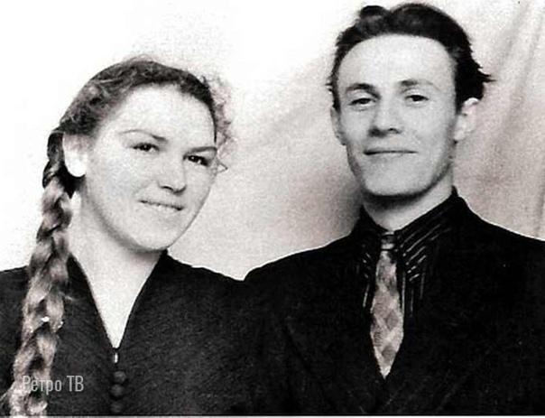 Узнали Юрий Соломин с женойВ каком фильме он вам запомнился больше  .