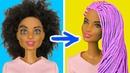 12 лайфхаков для куклы Барби