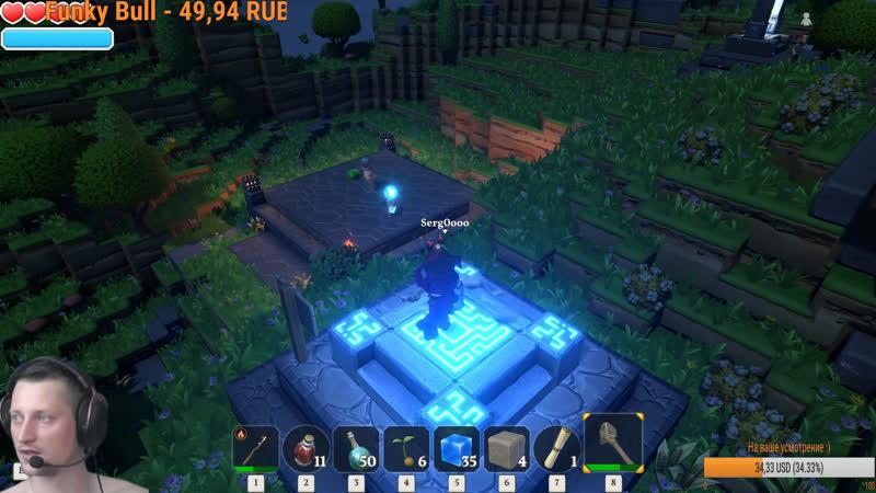 Portal Knights 2РЕШИЛИ ПОПРОБОВАТЬ ПРОСТО ОТКРЫТЬ ПОРТАЛЫ