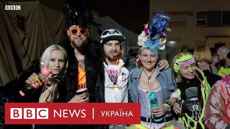 Українська спільнота Burning Man відкрила арт-майданчик - Палац культури Куренівка.
