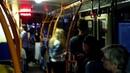 Călătorie cu troleibuzul pe ruta30 spre Aeroportul Chişinău -