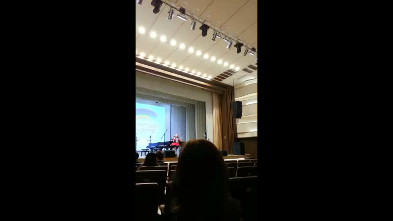 Концерт лауреатов . Муз училище Кирик
