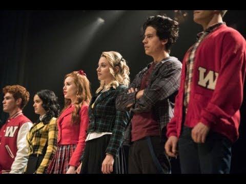 Riverdale Season 3 Episode 16 Ending Musical Scene Bughead make out