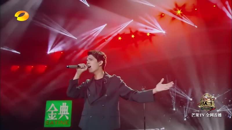 Димаш Кудайбергенов - S.O.S. (I Am a Singer - Chinese reality show 2017)