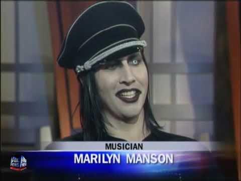 Интервью Мэрилина Мэнсона на телеканале FOX c Биллом O'Райли 2001г. (рус.)
