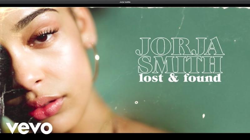Jorja Smith Love Goodbyes Reprise Toddla T Remix