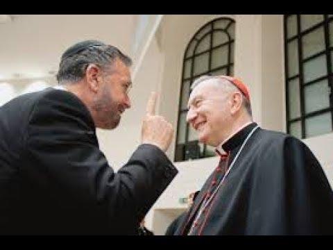 AUCUNE DIFFERENCE ENTRE LA RELIGION JUIVE ET LES CATHOLIQUES - Rav Dynovisz POURIM