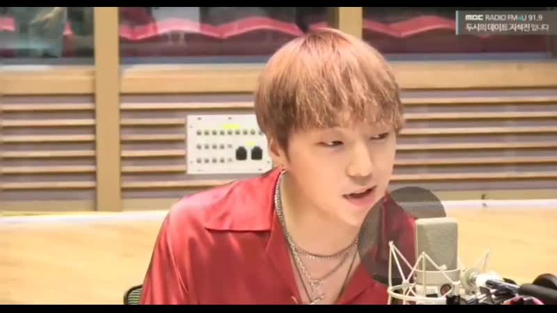 06.06.19, 2PM Date Radio. Seungyoon sings Hug (TVXQ/DBSK)