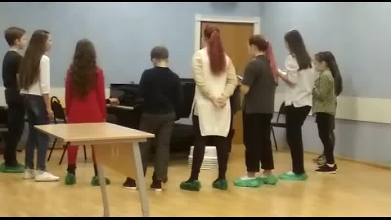 Репетиция Beliver