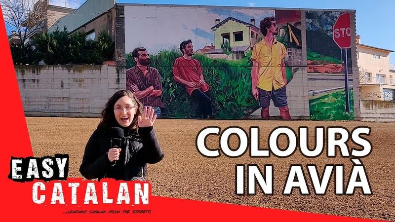 Colours in Avià Super Easy Catalan 3