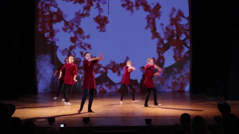 Старшая группа | Школа танцев New Jump
