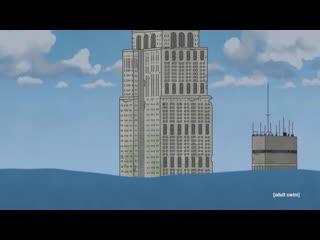 "Wet city ""chapter 03"" adult swim smalls (rus sub) j-sun"