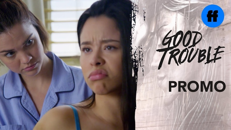 Good Trouble Season 2 Promo | Fans Love The Fosters Spin-Off | Freeform