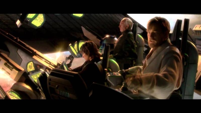 YTP Star wars - Obi wan senses the stop button