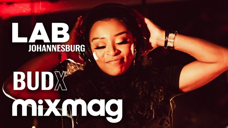 DJ Zinhle powerful afro house set in The Lab Johannesburg